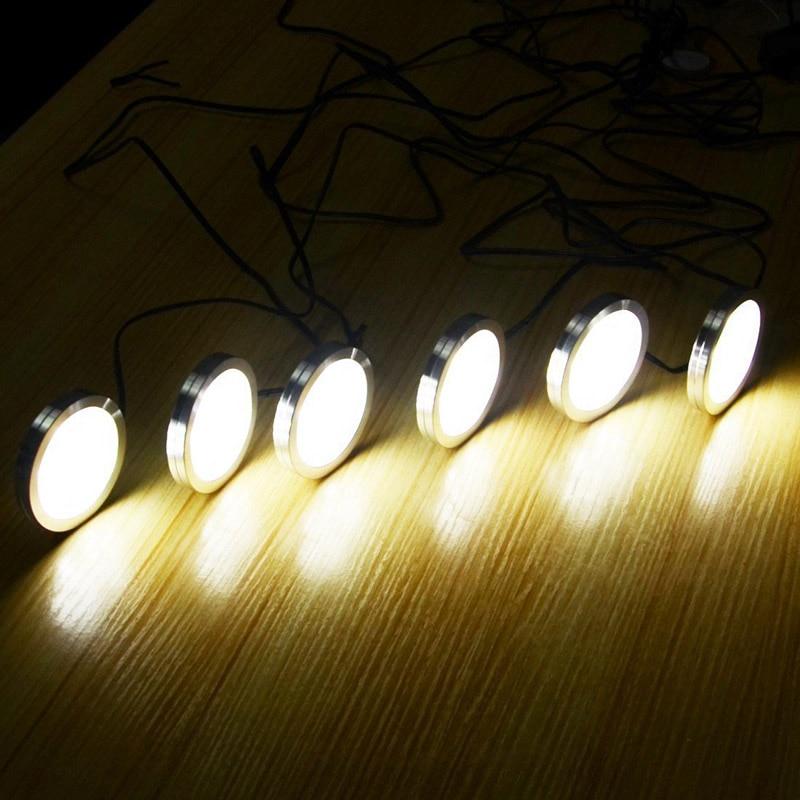 AIBOO 12V կաբինետի լույսի ներքո - Ներքին լուսավորություն - Լուսանկար 4