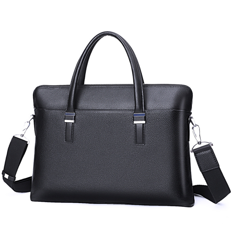 Top Sell Business Men Briefcase Bag Genuine Leather Laptop Computer Bags Casual Man Shoulder Travel messenger bag bolso hombreTop Sell Business Men Briefcase Bag Genuine Leather Laptop Computer Bags Casual Man Shoulder Travel messenger bag bolso hombre