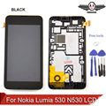 LCD For Nokia Lumia 530 N530 LCD Display+Touch Screen Digitizer full assemble free shipping