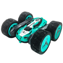Large Double Sided Stunt Rc Car 2.4G 4Ch Drift Deformation Buggy Rock Crawler Roll 360 Degree Flip Kids Robot