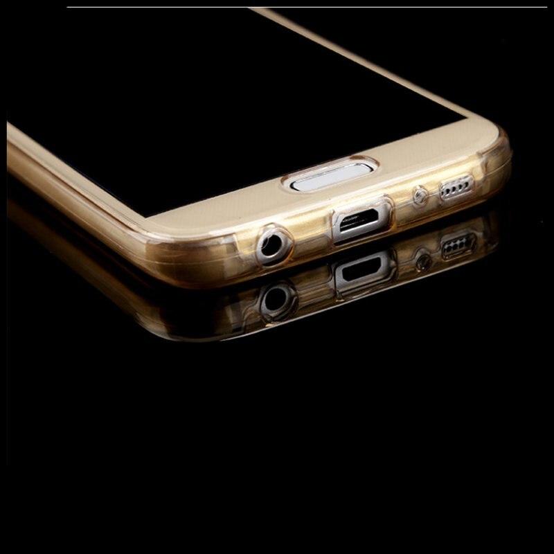 S8 S9 Plus Case Front + Back Cover Ամբողջ մարմնի - Բջջային հեռախոսի պարագաներ և պահեստամասեր - Լուսանկար 4