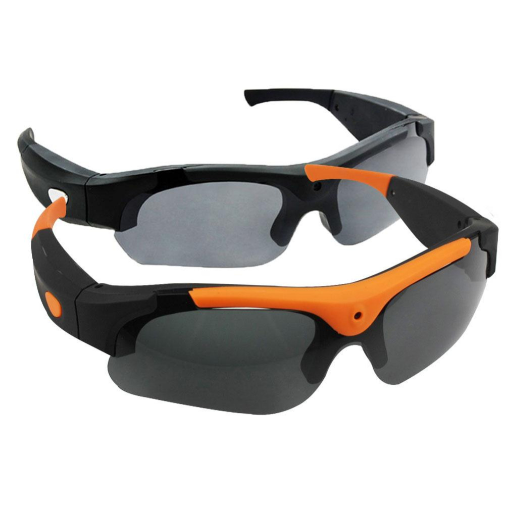 494b588745f 2018 Original DV Sports Polarized Sunglasses Eyewear Video HD 1080P Camera  DVR 75 Degree Recorder Cam Outdoor-in Video Glasses from Consumer  Electronics on ...