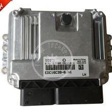 Дизельное топливо Двигатель компьютерная плата управления ECU 0281013665 EDC16C39 для bosch JMC