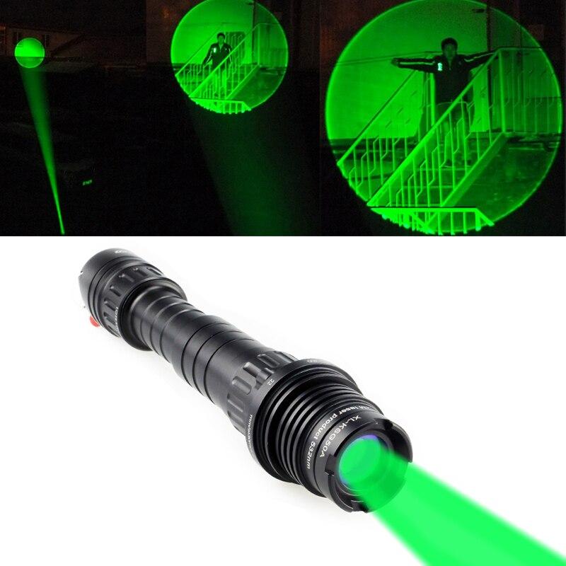Linterna láser de mano de alta potencia 50mw verde para rifle de caza, envío directo Nueva Luz LED de discoteca DJ RGB, luz de efectos de escenario, proyector láser con Control remoto, luces con Control de sonido inteligente para Bar KTV Party