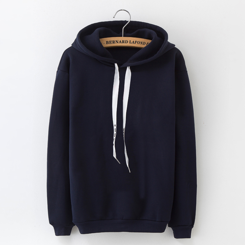 HTB17eabAQOWBuNjSsppq6xPgpXa3 - Hoodies Women 2018 Brand Female Long Sleeve Solid Color Hooded Sweatshirt Hoodie Tracksuit Sweat Coat Casual Sportswear S-3XL