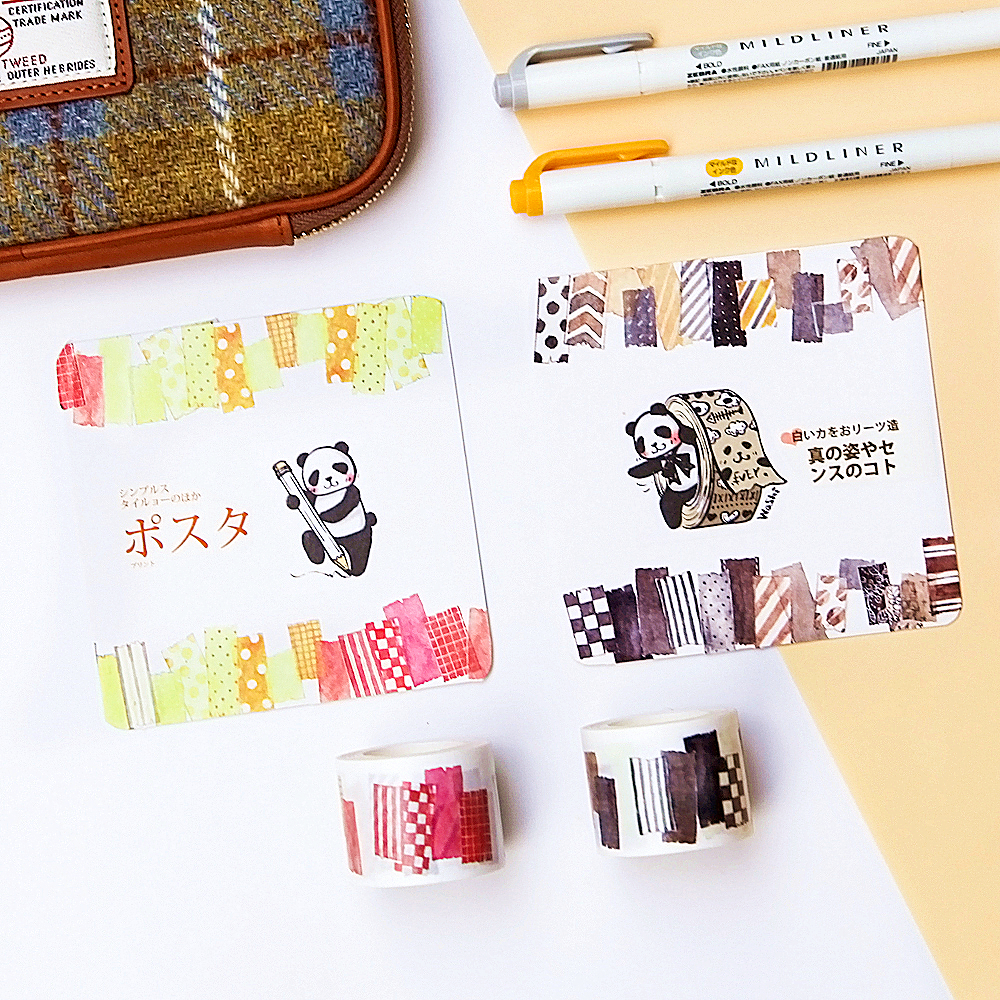 Special ink 30mm*5m The square shape of autumn taste Decorative Washi Tape DIY planner Diary Scrapbooking Masking Tape EscolarSpecial ink 30mm*5m The square shape of autumn taste Decorative Washi Tape DIY planner Diary Scrapbooking Masking Tape Escolar