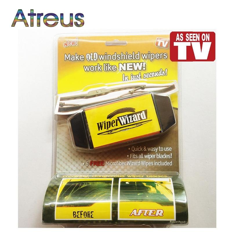 Atreus Car Automobile New Windshield Wiper Repair Tool For Ford Focus 2 3 VW Passat B6 B5 B7 B8 Toyota Avensis Skoda Rapid Fabia