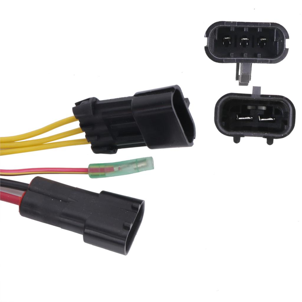 New 12 Volt Regulator Replaces Polaris ATV UTV Part Number 4012748