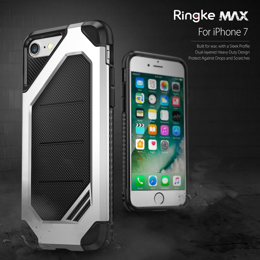 Ringke Max Case For Iphone 7 Plus 8 Premium Military Rearth Slim Royal Gold Aeproductgetsubject