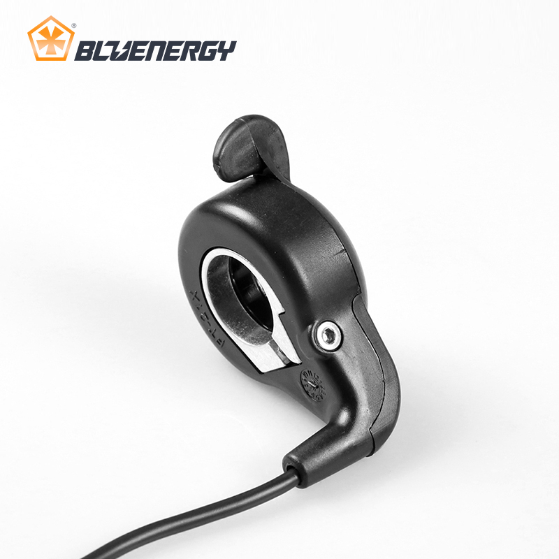 Waterproof Plug Electric Bike Speed Thumb Throttle Shift 36v/48v Voltage For Bafang/8fun Mid-drive Motor Electric Bicycle