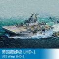 TRUMPETER 05611  1/350 Scale  USS WASP LHD-1 Amphibious Assault Ship