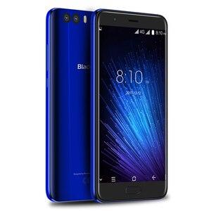 "Image 4 - البلاكفيو P6000 هاتف ذكي معرف الوجه هيليو P25 6180mAh بطارية فائقة 6GB 64GB 5.5 ""FHD 21MP كاميرات مزدوجة أندرويد 7.1 4G الهاتف المحمول"