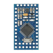 5pcs Pro Mini ATmega328P 5V 16MHz Micro Controller Board Module for Arduino with Pin Headers(China)