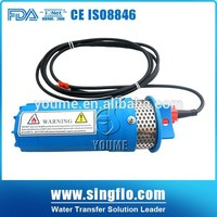SINGFLO 24v 6L MIN Lift 70meter Diaphragm Submersible Solar Water Pump