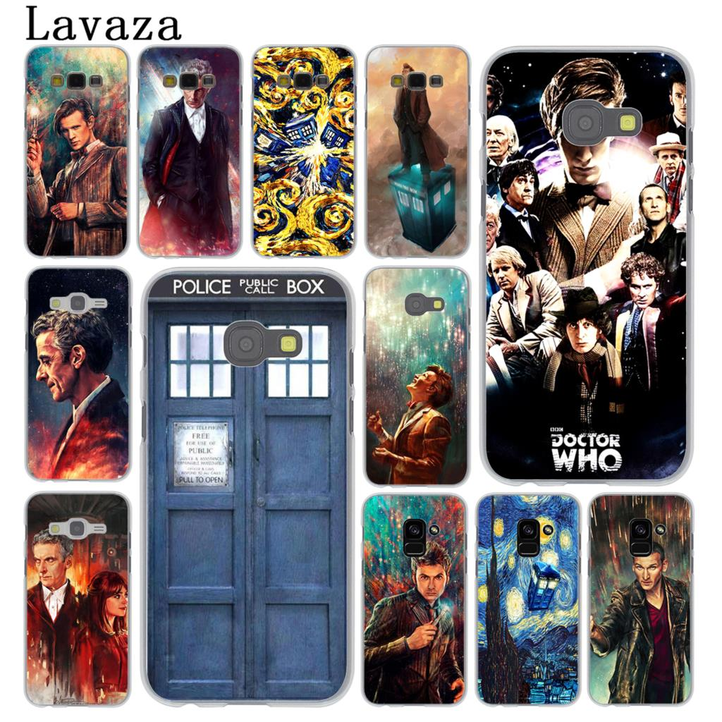 Phone Bags & Cases Lavaza Tardis Box Doctor Who Hard Phone Case For Samsung Galaxy A9 A8 A7 A6 Plus 2018 A5 A3 2017 2016 2015 Note 9 8 Cover Half-wrapped Case