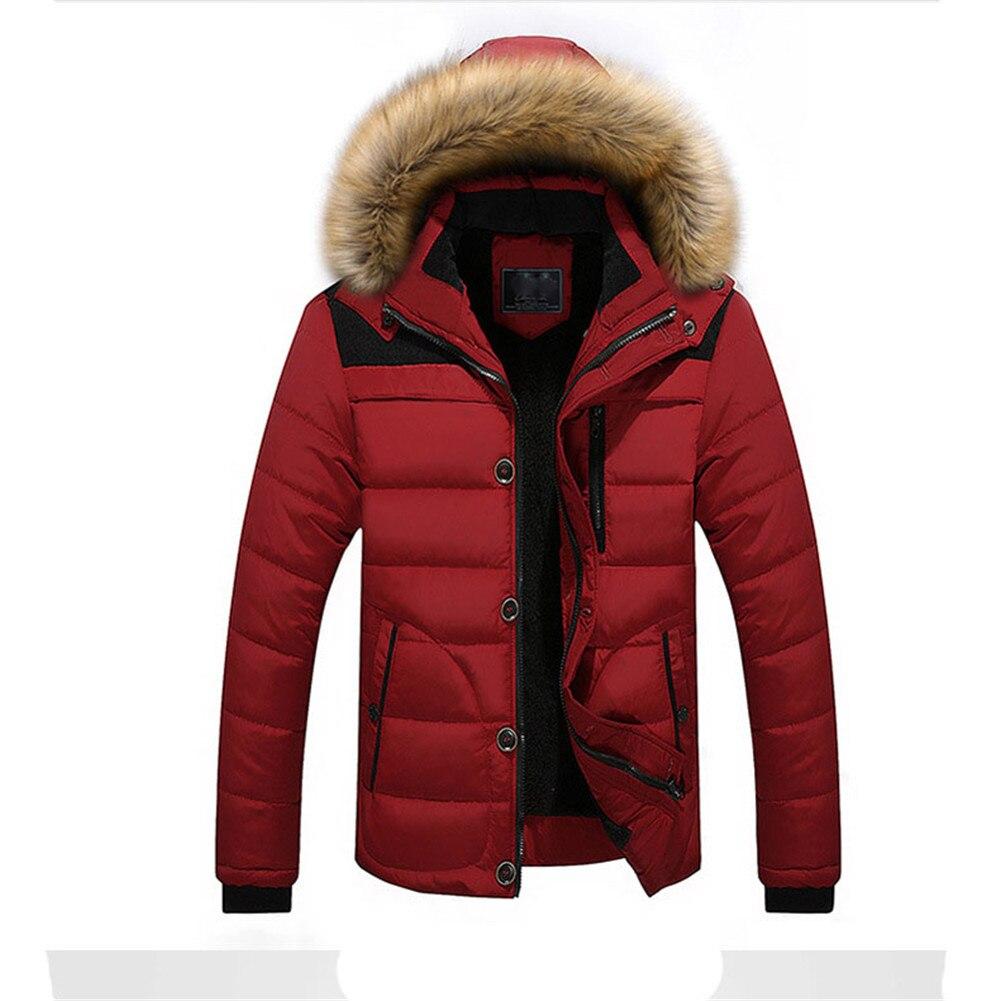 Mode hommes hiver veste Hip Hop grande taille 4XL 5XL manteau Cool vacances Style vêtements nouveauté Fitness avec chapeau plus chaud hauts en laine