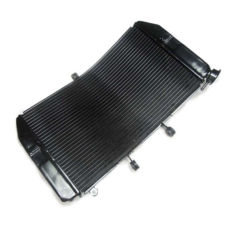 font b Motorcycle b font Radiator Cooler For Honda CBR600RR 2003 2004 2005 2006 Aluminum
