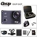 Original gitup git2p câmera de ação 2 k wifi esportes dv pro completo hd 1080 p 30m à prova dgitágua mini filmadora 1.5 polegada novatek 96660 cam
