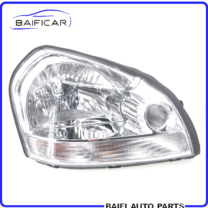 Baificar Brand New Genuine High Quality Two Colors Headlight Head Light Lamp Headlamp Assembly For 2005