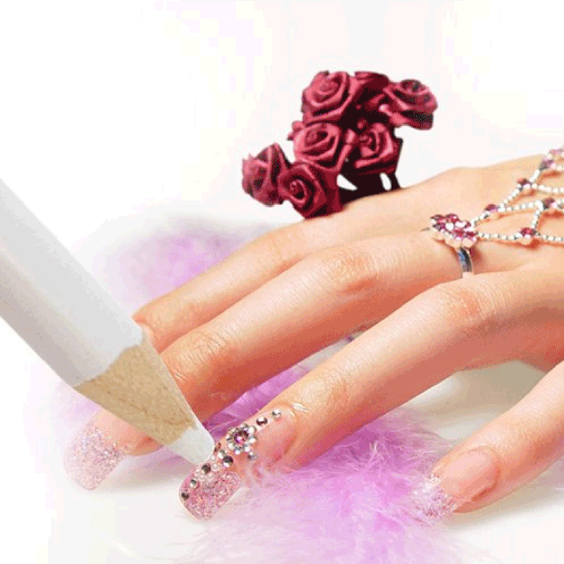 Gem Crystal Rhinestones Picker Pencil Nail Art Craft Tool Wax Pick Up Pen China
