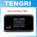 Original Unlocked Sierra AirCard 760S 4G LTE Wireless Mobile WIFI Hotspot 100Mbps 4G LTE Router PK 762S