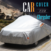 Car Cover Vehicle Anti UV Sun Snow Rain Frost Protection Cover Dustproof For Chrysler 200 200S
