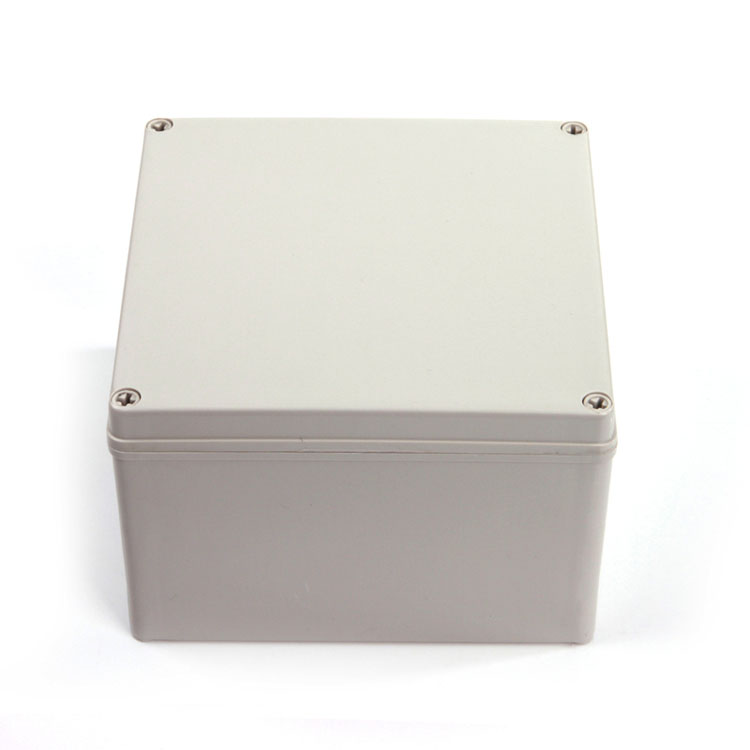 IP66 Toyogiken ABS Waterproof Box Enclosure Switch Box Distribution Box 200x200x130mm DS-AG-2020 high quality ip66 project box waterproof 18 ways distribution box distribution panel box 410 280 130mm