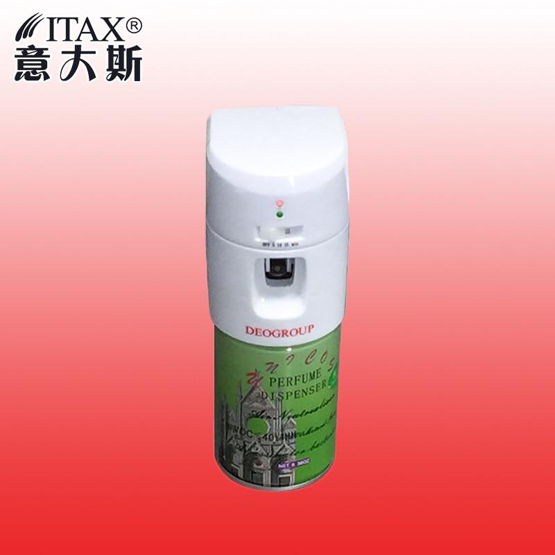 X-1106 ABS plastik dinding hotel rumah mesin penyegar udara harum aerosol semprot parfum dispenser udara otomatis bersih