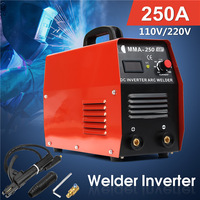 110V 220V US Welder Inverter Hammer Wire Brush Weld Mask Handle High Maximum Output Voltage Inner