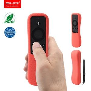 Image 5 - Cover For Amazon Fire TV 4K Stick With Alexa Voice Remote Control Silicone Case SIKAI