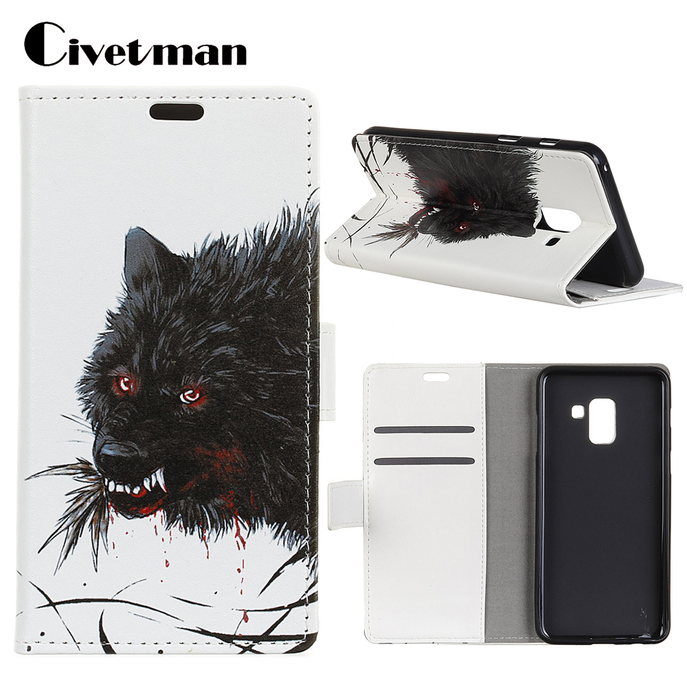Cover Phone <font><b>Case</b></font> For <font><b>Samsung</b></font> Galaxy <font><b>A7</b></font> <font><b>2018</b></font> <font><b>A730F</b></font> A730 5.7