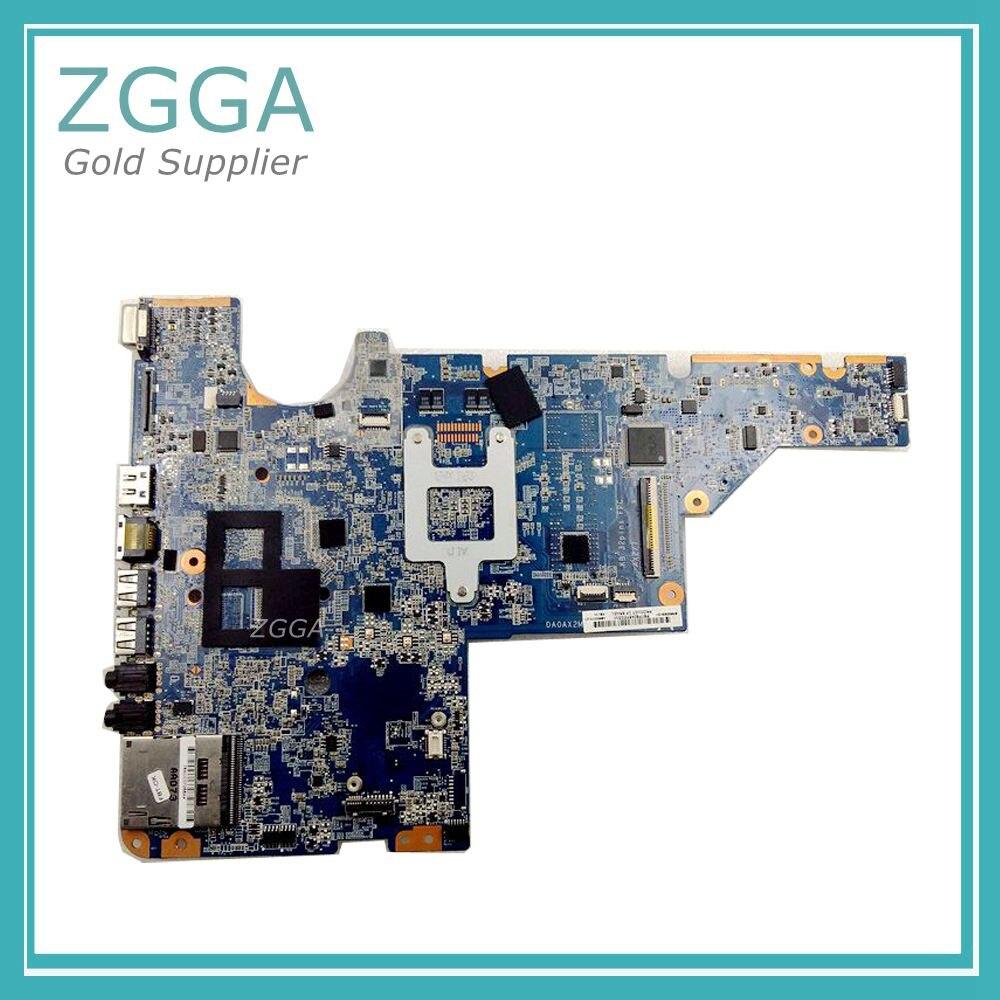 Original 592809-001 CPU  Laptop Quality Motherboard For AMD HP CQ42 G42 CQ62 G62 комплект дверей тайпит amd 42 2