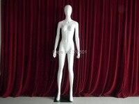 Гуандун производитель непосредственно продажи frp материалов, глянцевая белая женская модель с яйца голову для витрины