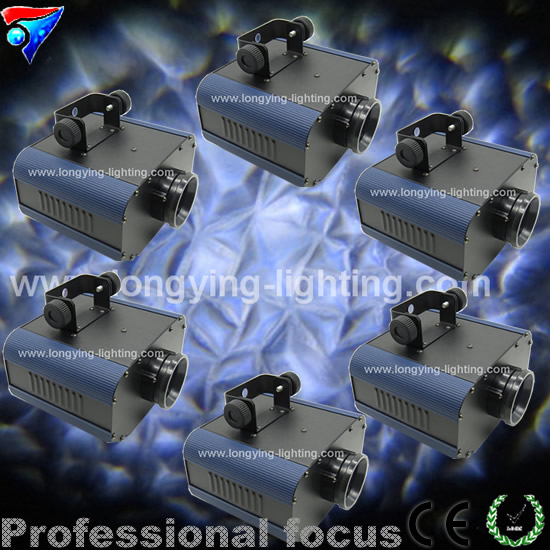 Free Shipping 6pcs/Lot Water Effect Stage Effect Light