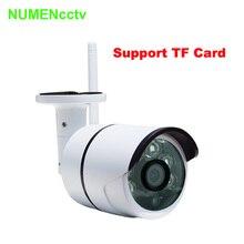 HD IP Камера Наружного 720 P Ночного Видения ONVIF H.264 Motion обнаружения Оповещение По Электронной Почте Удаленный Просмотр Через Смартфон поддержка SD памяти
