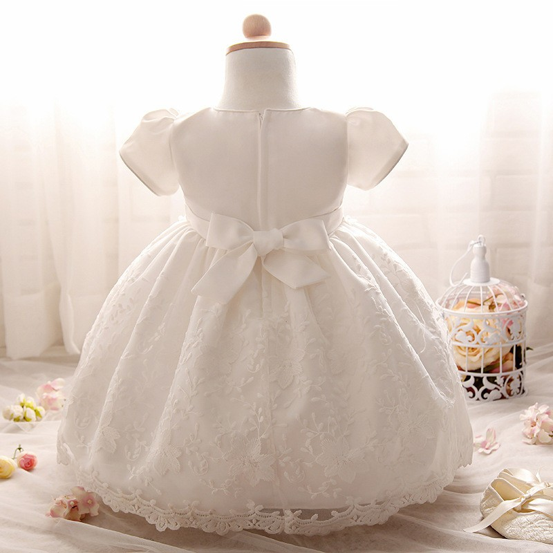 Newborn Flower Dress (4)