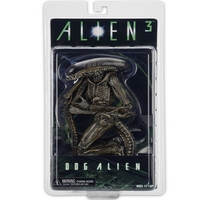 Aliens 3 Series Action Figure Toy Aliens Xenomorph Warrior Series PVC 7'' Toys for Children Xmas New Year Gift original packing