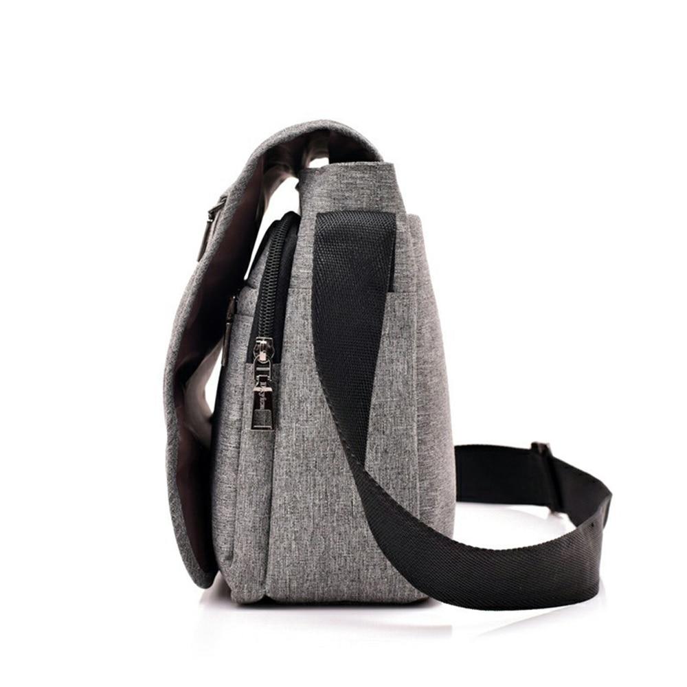 2018 Leisure men's shoulder bag fashion women crossbody bags for men designer bag high quality sling woman men's a bags 3