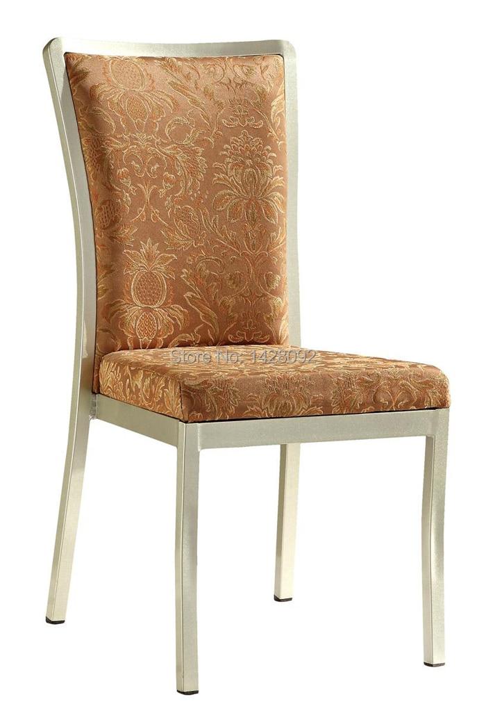 Fashion Quality Aluminum Hotel Dining Chair LQ-L811G