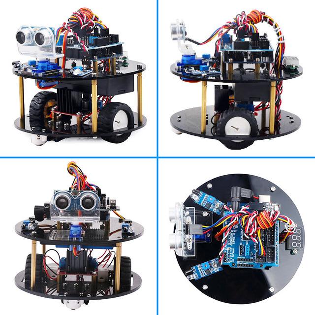 Robot Car for Arduino