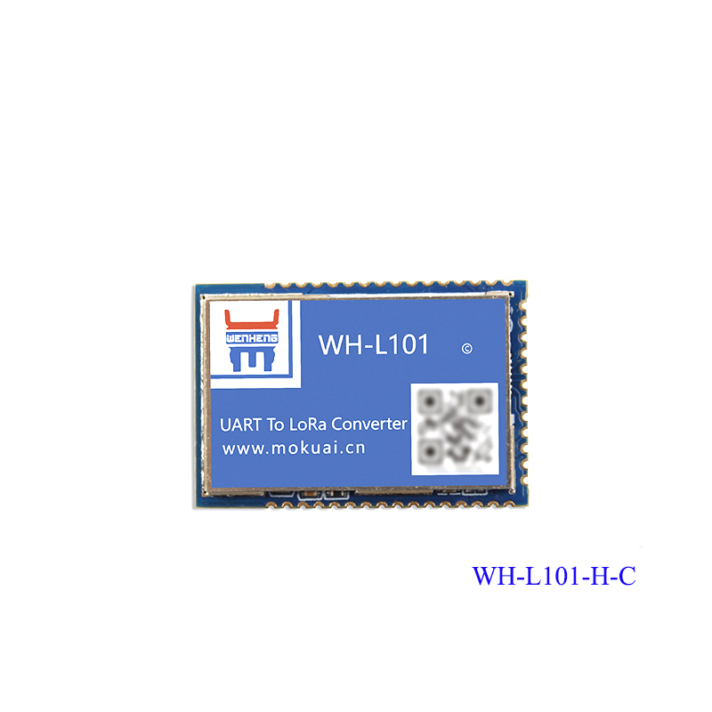 US $9 9 |Ultra low TTL to LoRa Module WH L101 C MQTT Socket Cloud  transmission protocol for Smart metering agriculture Oil fied on  Aliexpress com |