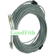 цена на Armoured Patch Cord LC-LC Multimode OM2 50/125 Duplex GoodFtth 100-500m