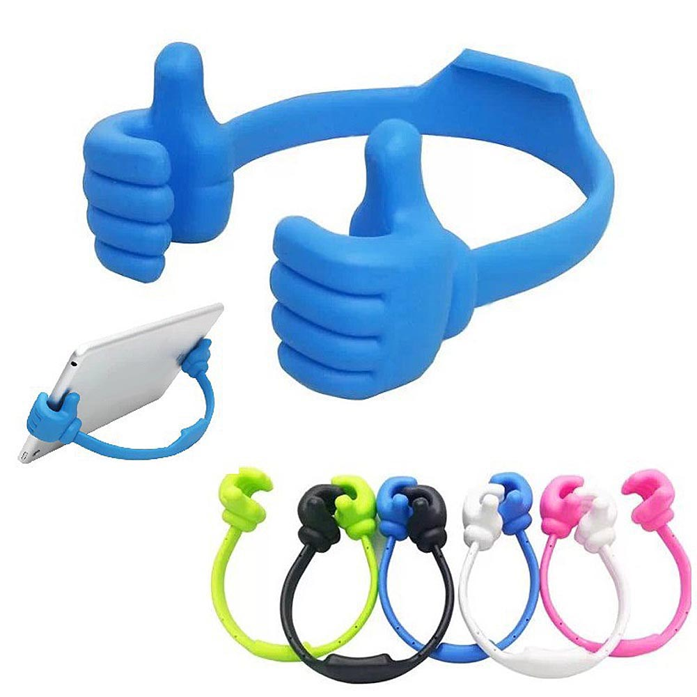 Adjustable Lazy Thumb Phone Holder Bed Thumb Mobile Cell