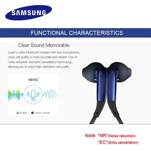 Image 5 - SAMSUNG Seviye U kablosuz bluetooth Kulaklık 4.1 Mic ile Kulak Stereo Bas Spor Kulaklıklar/8 Artı Galaxy 8