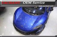 Car Styling Auto Accessories Dry Carbon Fiber Front Hood Bonnet Fit For 2011 2014 MP4 12 C 650S Conversion Hood Bonnet|Hoods| |  -