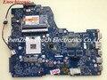 Para toshiba satellite p750 p755 laptop motherboard com gráficos hm65 phqaa la-6831p k000121720