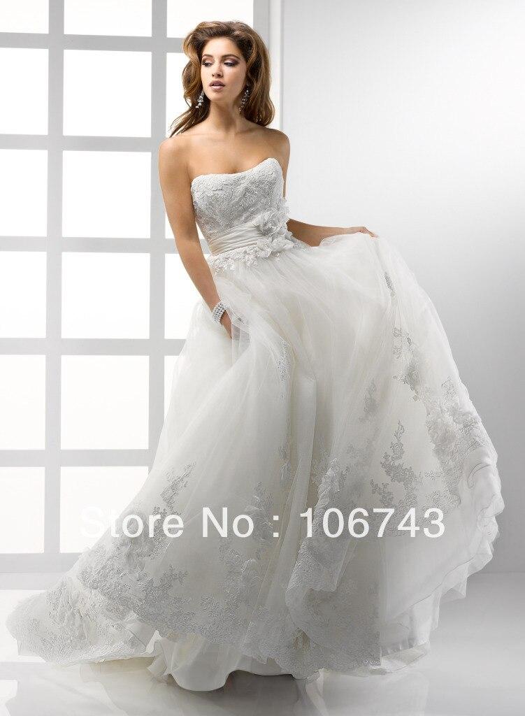 52822fafd9b Бесплатная доставка Горячая Распродажа 2018 сексуальная невеста Милая  принцесса кружево пояса на заказ vestido de noiva мать невесты платья для  жен.