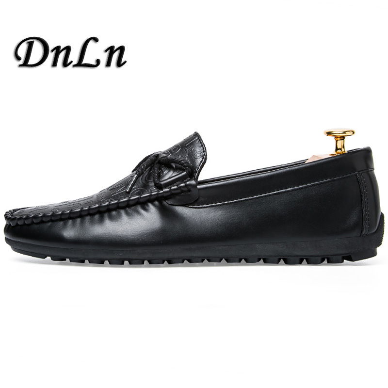 Slip on Comfortable PU Leather Handmade Mens Loafers Men Casual Moccasins Male Breathable Driving Shoes klywoo handmade men leather shoes mens loafers summer autumn moccasins breathable mens shoes casual driving sapato masculino