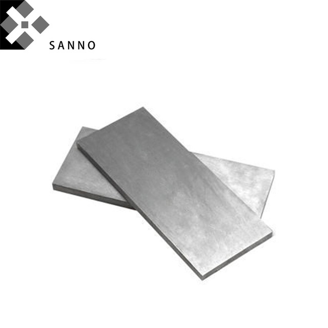 YG8 K30 YG6X YW2 YG15  2X10X100 2X8X100 cnc Tungsten Carbide Cemented Carbide Flat  for Cutting tool material brazed cutters