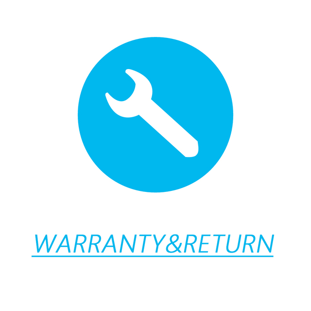 About Warranty&Return For Doogee Official Store